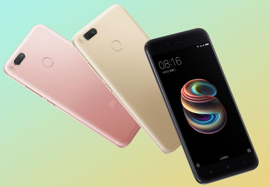 Xiaomi Mi 5x 4