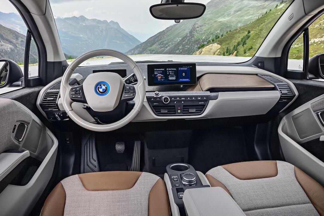 Bmw I3 I3s 2018 Interior