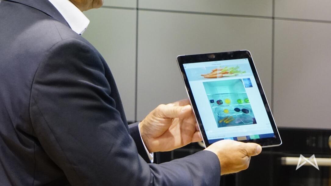 Bosch Kühlschrank Kamera : Bosch mit neuen smart home produkten auf der ifa