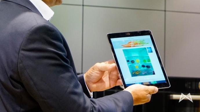 Bosch Kühlschrank Mit Kamera : Bosch mit neuen smart home produkten auf der ifa