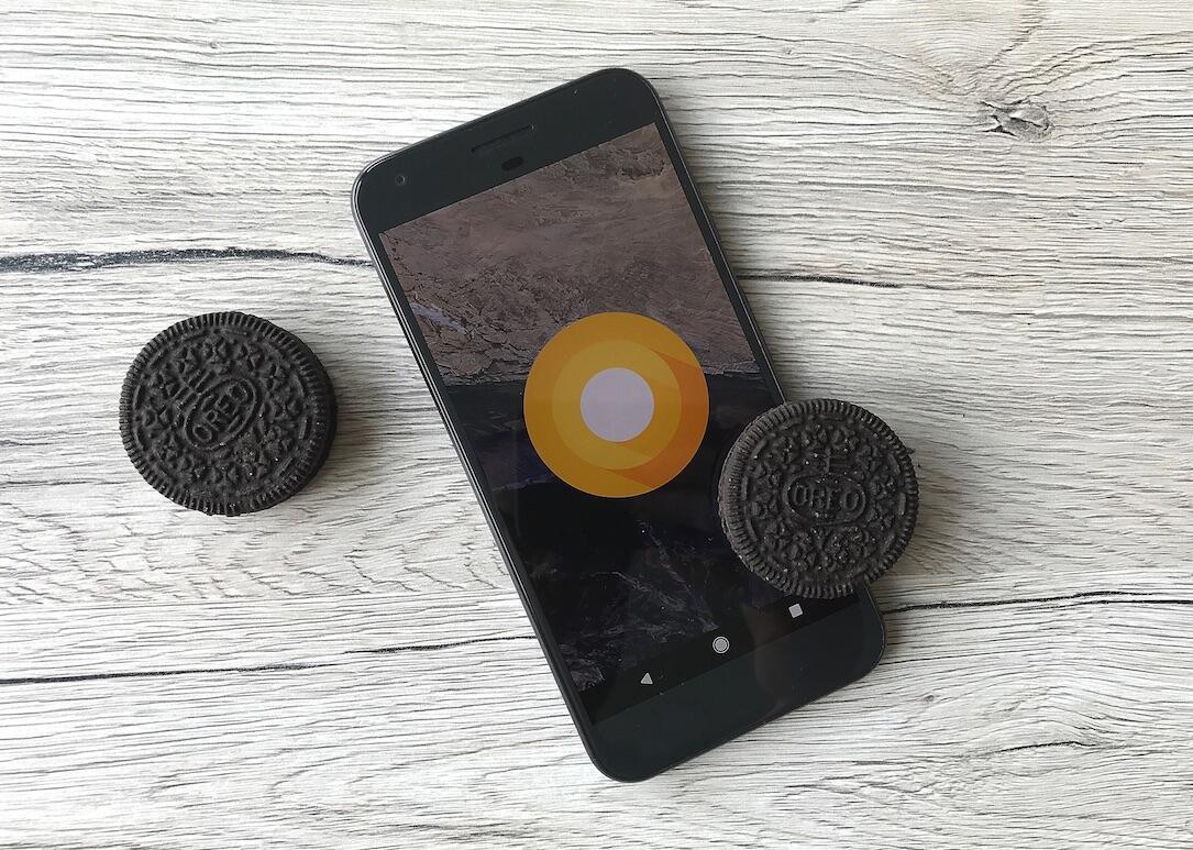 Google Android O 8 Oreo Header
