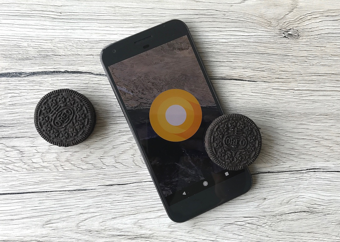 Google Android O 8 Oreo Header