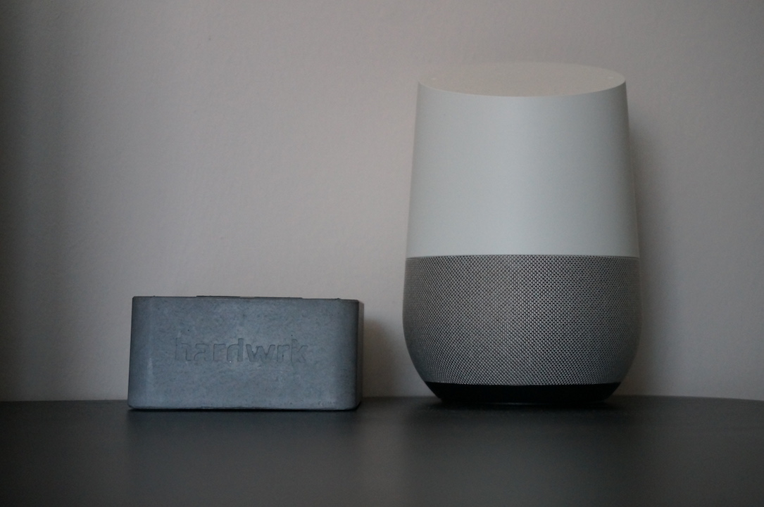 Google Home Test1
