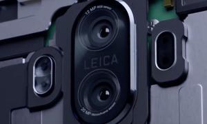 Huawei Mate 10 Kamera Teaser