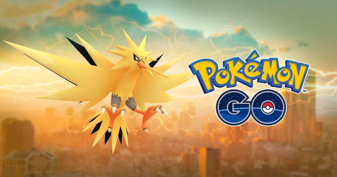 Pokemon Go Zapdos