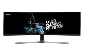 Samsung Qled Gaming Monitor Header
