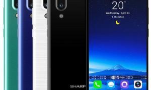 Sharp Aquos S2 China3