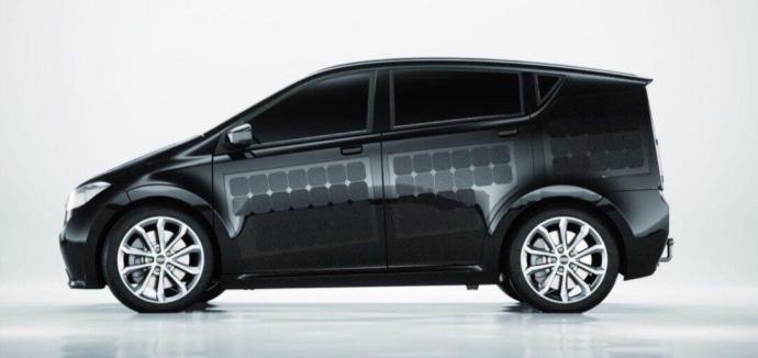 Sono Motors Design Sion