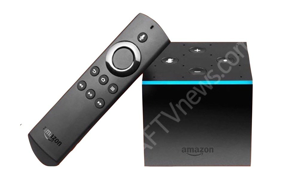 Amazon Fire Tv 2017 Leak