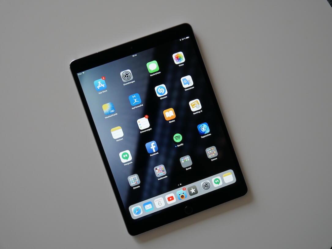 Apple Ipad Pro Test3