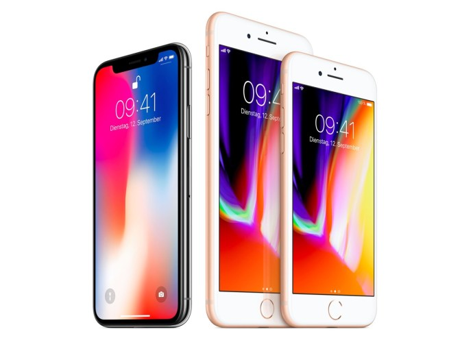 Apple Iphone 2017 Lineup Header