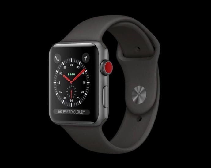 Apple Watch Series 3 Lte Header