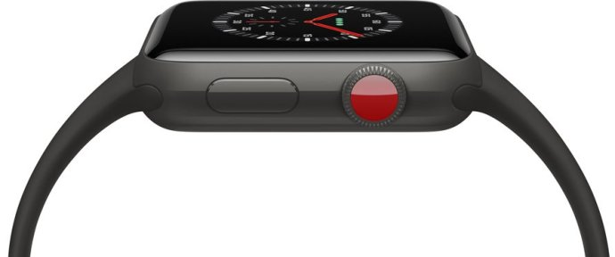 Apple Watch Series 3 Dot