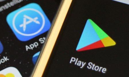 Apps Store Header