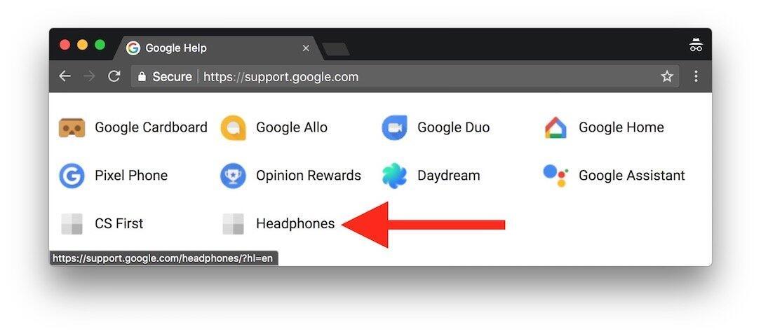 Google Help Support Bisto1