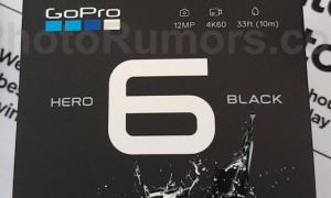 Gopro Hero 6 Black Leak Header