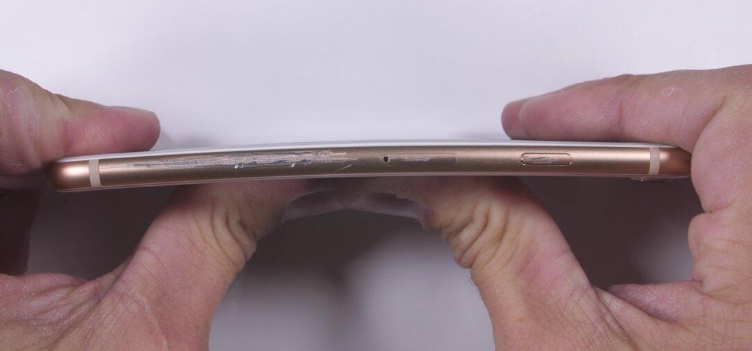 Iphone 8 Haerte Test