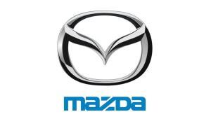 Mazda Logo Header