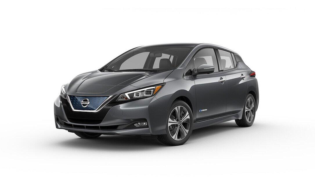 Nissan Leaf 2018 Pic1