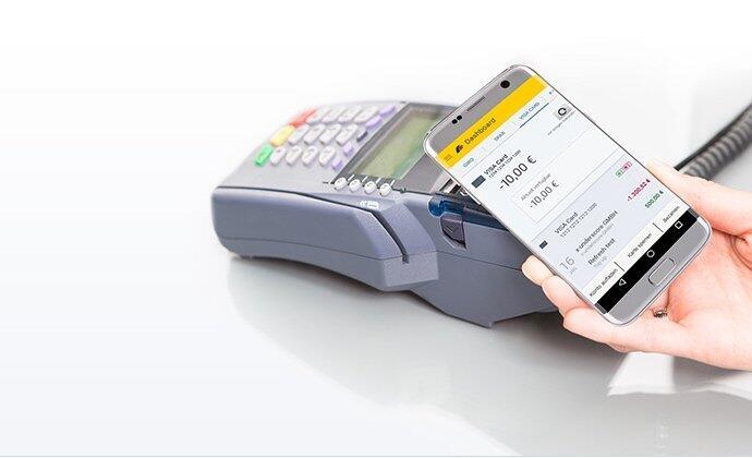 Postbank Finanzassistent Mobiles Bezahlen