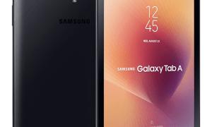 Samsung Galaxy Tab A 80 2017 2