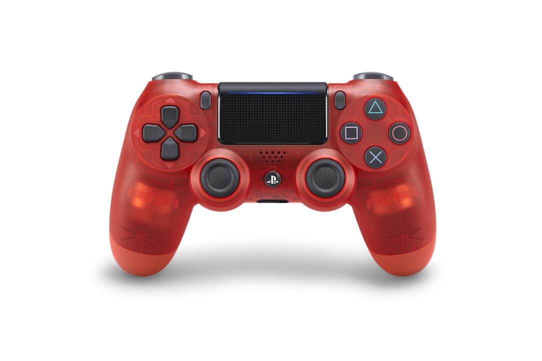 Sony Ps4 Dualshock Crystal2