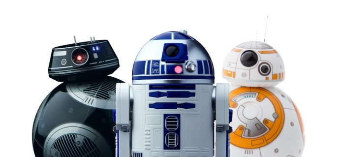 Sphero Star Wars Droiden