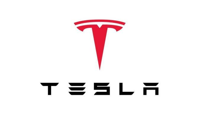 Tesla Logo Header