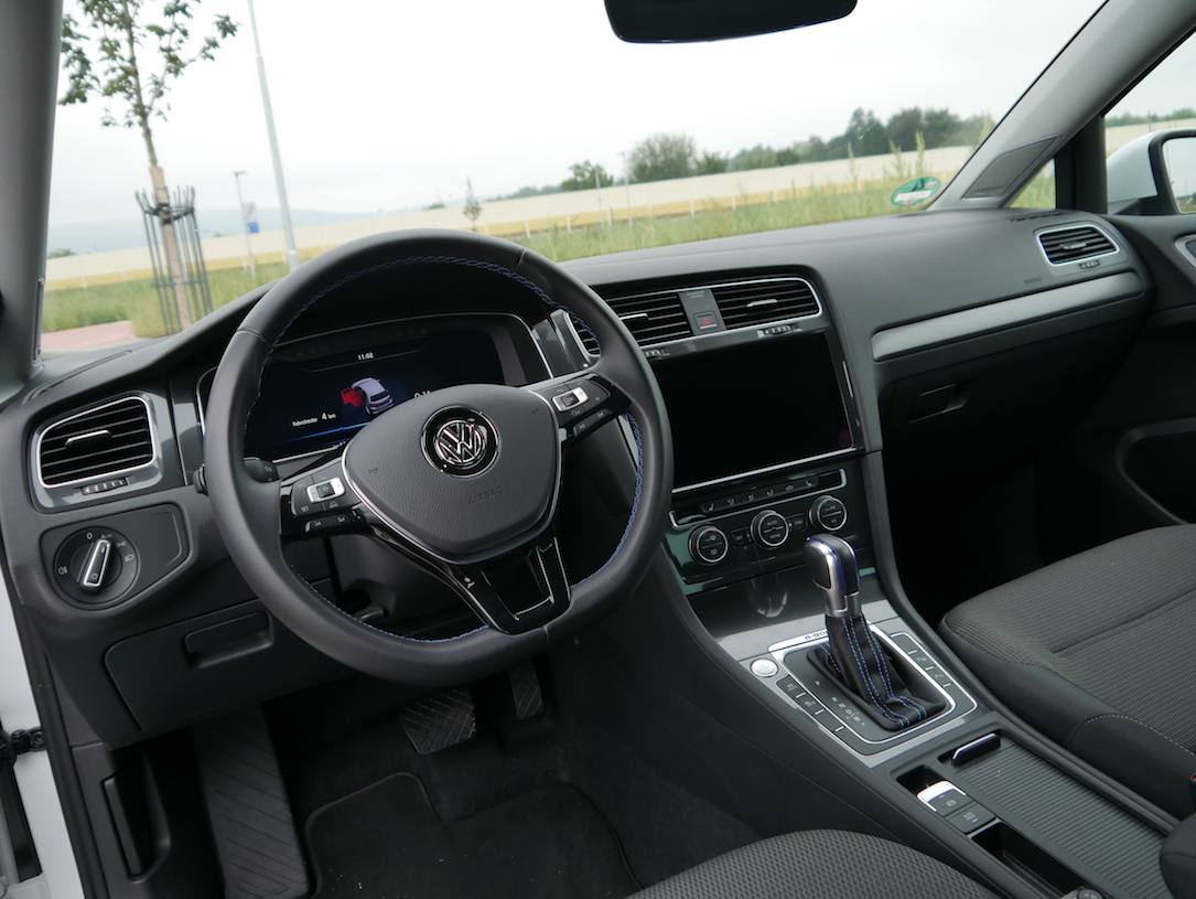 Vw E Golf Test2