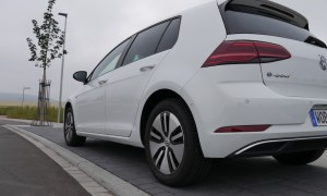 Vw E Golf Test5