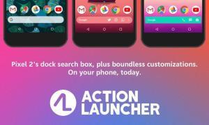 Action Lanucher Quickbar
