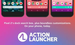 Action Lanucher Quickbar