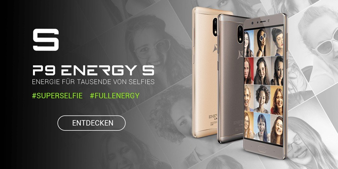 Allview P9 Energy S 1085