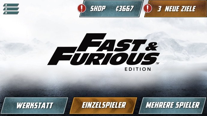 Anki Overdrive Fast And Furious App Ansichten3