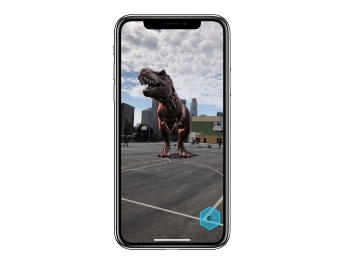 Apple Iphone X Augmented Reality Header