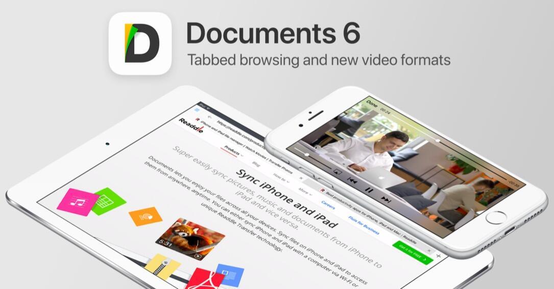 Documents 6 Header