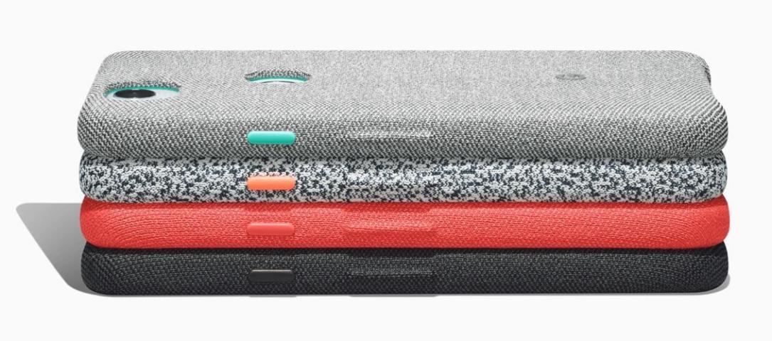 Google Pixel 2 Textilcase