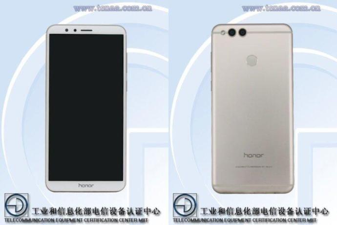 Honor 7x Tenaa