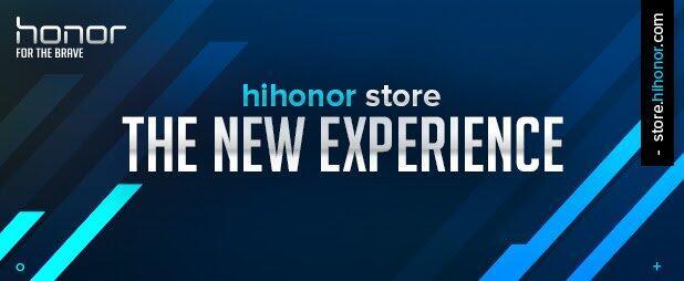 Honor Online Shop