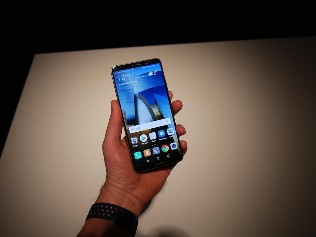 Huawei Mate 10 Pro Bild5