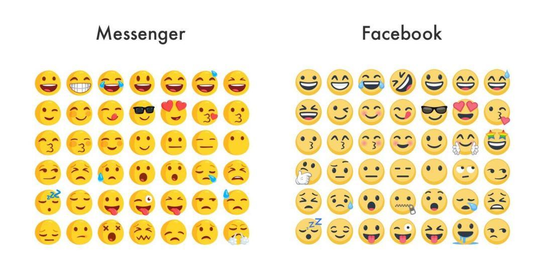 Messenger V Facebook Emojis Emojipedia