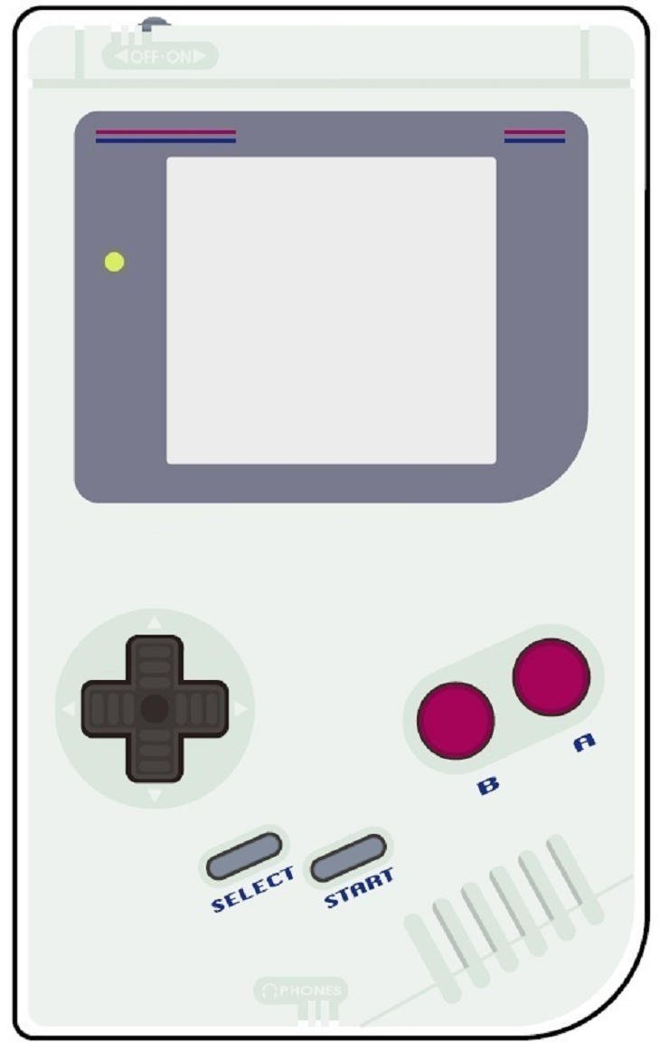 Nintendo Game Boy Trademark