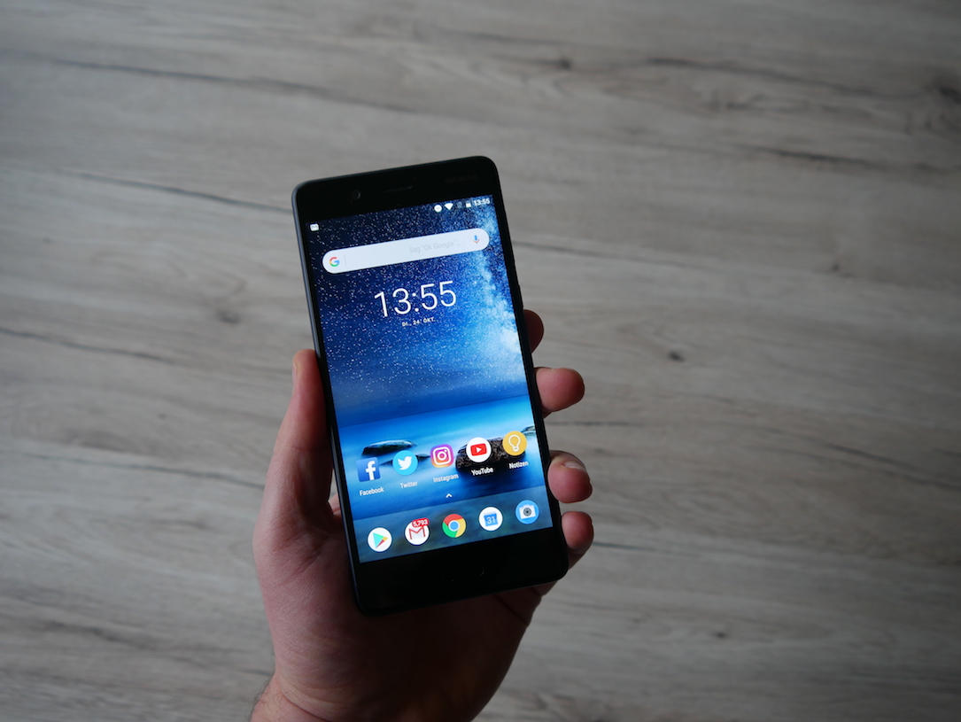 Nokia 8 Bild1
