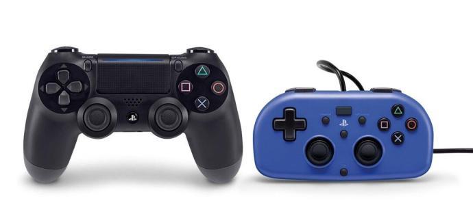 Playstation 4 Mini Wired Gamepad 2
