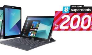 Samsung Superdeals Tablets 2017