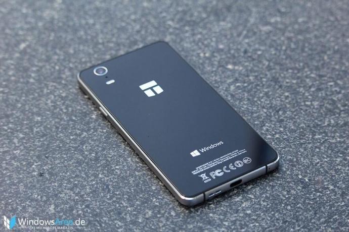 Trekstor Winphone 50