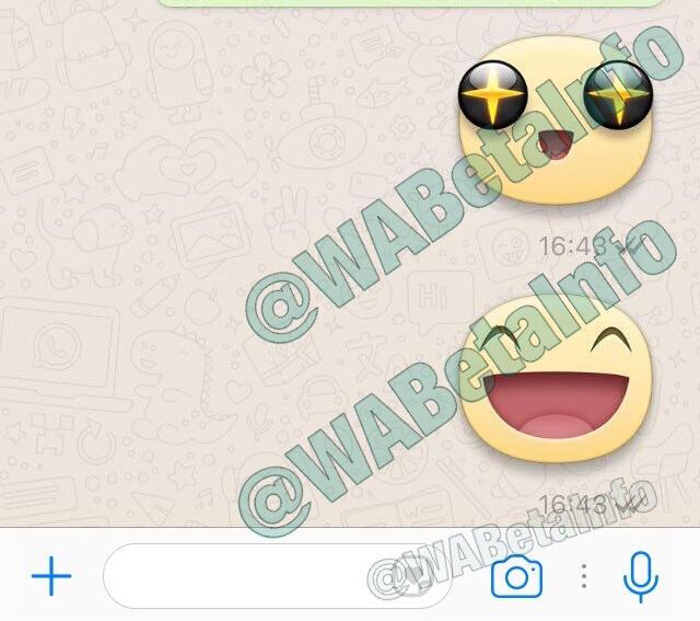 Whatsapp Sticker Test