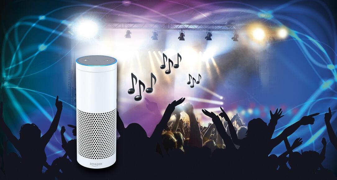 Amazon Echo Party