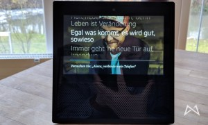 Echo Show Liedtext