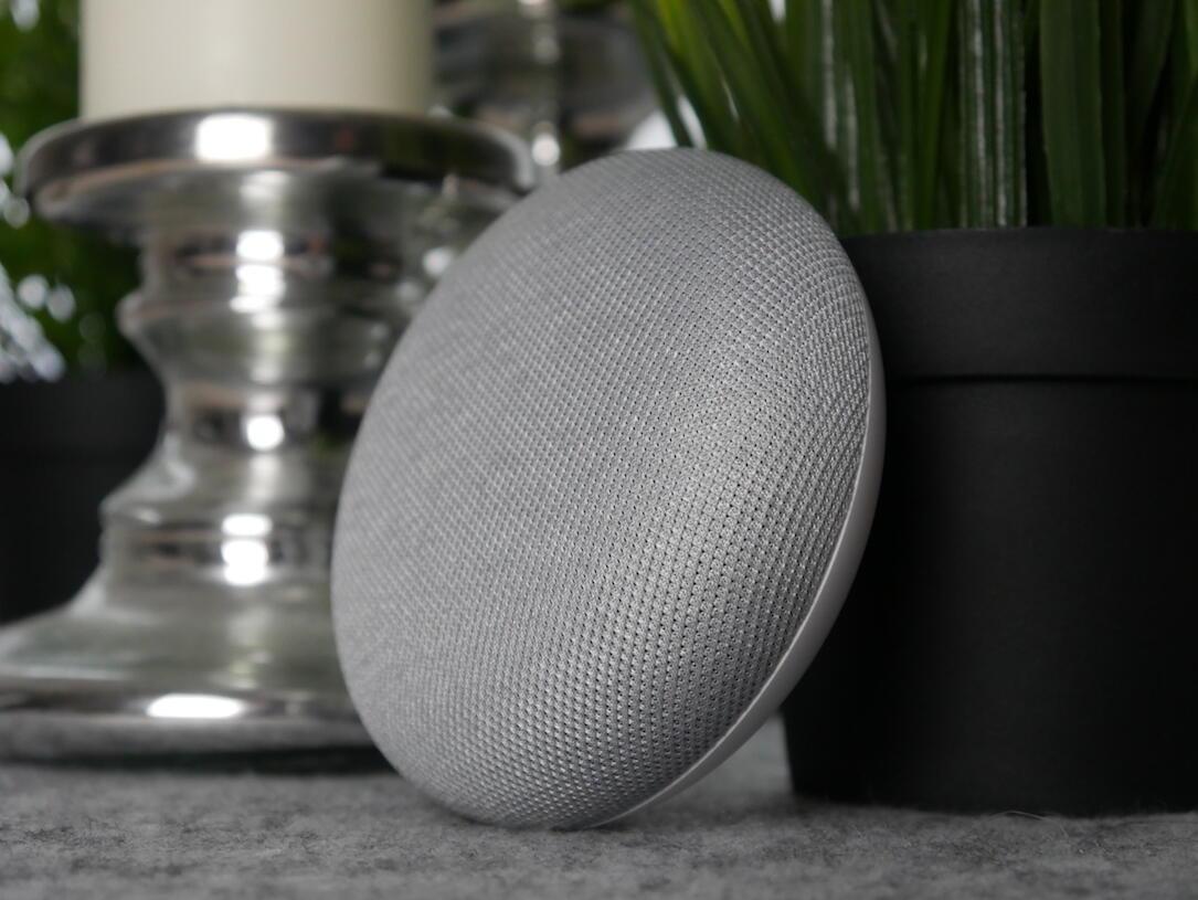 Google Home Mini Test2